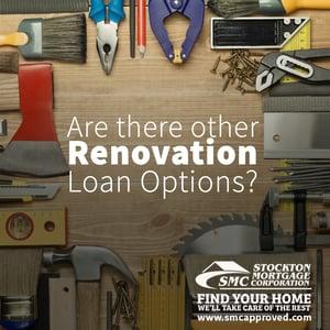 203k Loans Renovation Options