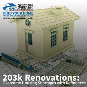 203k Loans Renovations