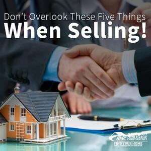 Don't Overlook These When Selling-1