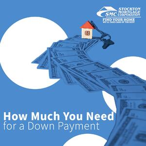 First Time Home Buyer How Much Down Payment