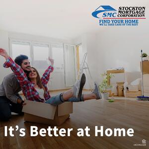 First Time Home Buyer It's Better at Home-1