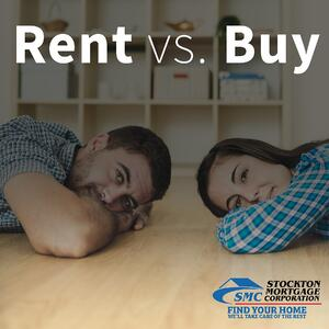 First Time Home Buyer Rent Vs Buy