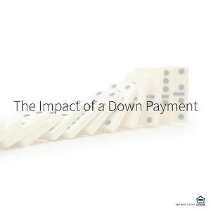 Impact of a down payment blog