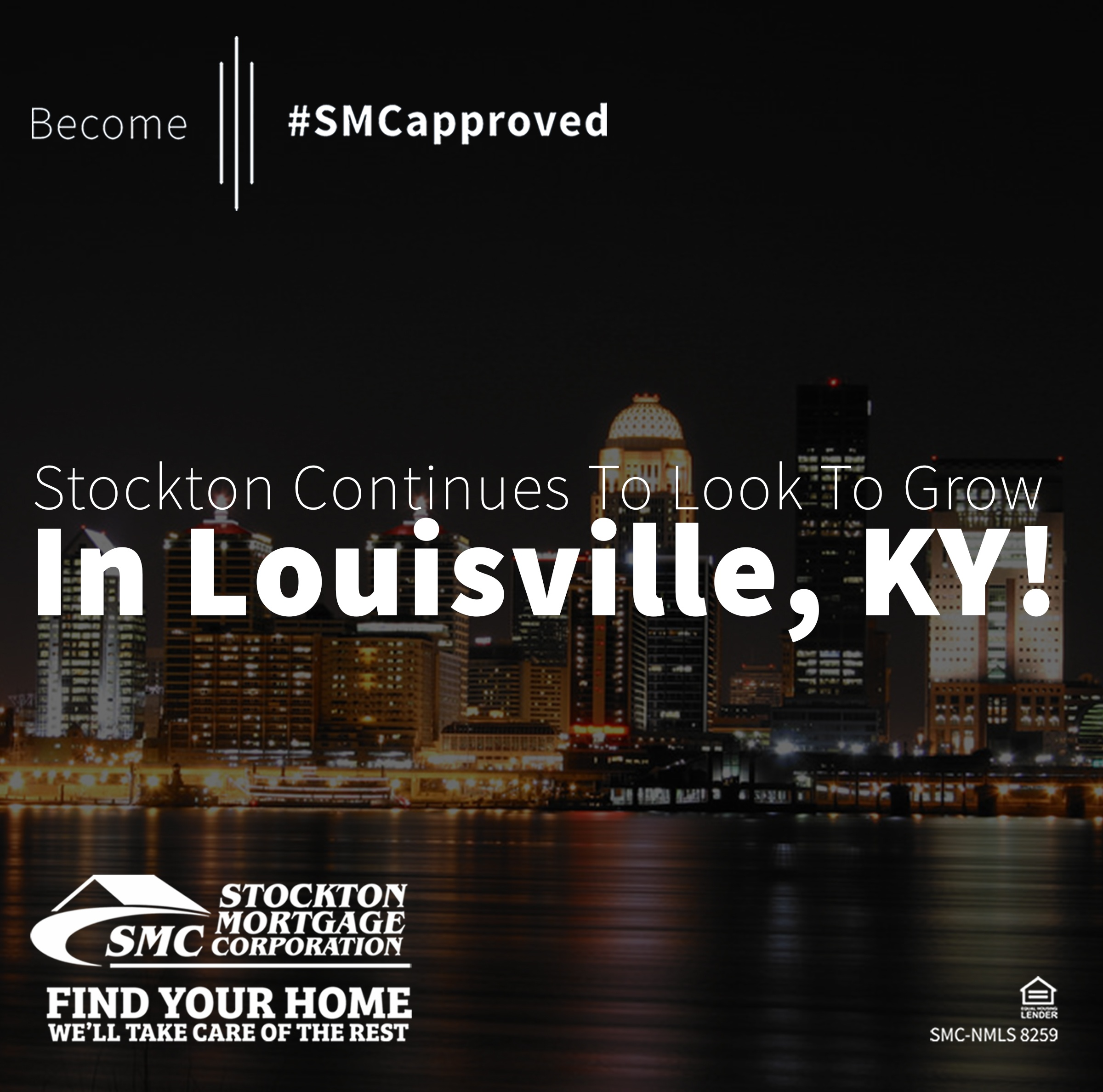 Stockton Continues To Look To Grow In Louisville, KY